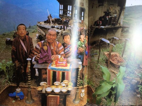 ブータンの暮らし